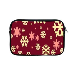 Snowflake Winter Illustration Colour Apple Macbook Pro 13  Zipper Case by Alisyart