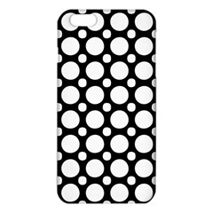 Tileable Circle Pattern Polka Dots Iphone 6 Plus/6s Plus Tpu Case by Alisyart