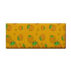 Fruit Pineapple Yellow Green Cosmetic Storage Cases by Alisyart