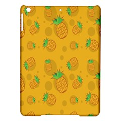 Fruit Pineapple Yellow Green Ipad Air Hardshell Cases by Alisyart