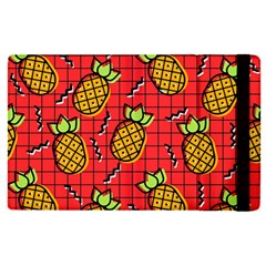 Fruit Pineapple Red Yellow Green Apple Ipad Pro 12 9   Flip Case by Alisyart