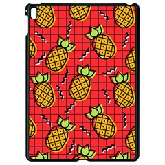 Fruit Pineapple Red Yellow Green Apple Ipad Pro 9 7   Black Seamless Case by Alisyart