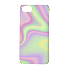 Holographic Design Apple Iphone 7 Hardshell Case by tarastyle