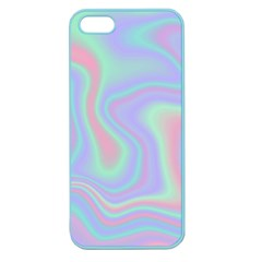 Holographic Design Apple Seamless Iphone 5 Case (color) by tarastyle