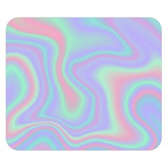 Holographic Design Double Sided Flano Blanket (small)  by tarastyle