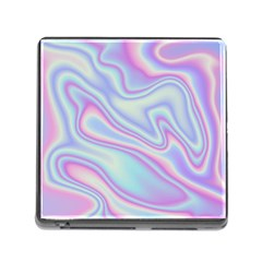 Holographic Design Memory Card Reader (square)
