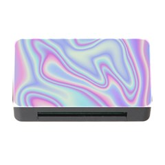 Holographic Design Memory Card Reader With Cf