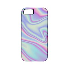 Holographic Design Apple Iphone 5 Classic Hardshell Case (pc+silicone)