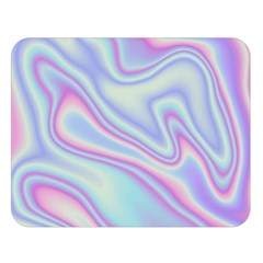 Holographic Design Double Sided Flano Blanket (large)