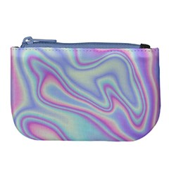 Holographic Design Large Coin Purse