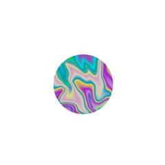 Holographic Design 1  Mini Buttons