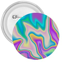 Holographic Design 3  Buttons