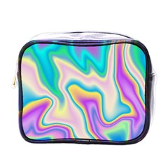 Holographic Design Mini Toiletries Bags