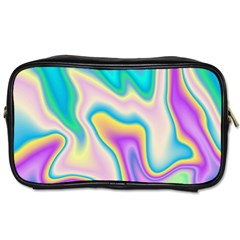 Holographic Design Toiletries Bags 2 Side