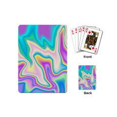 Holographic Design Playing Cards (mini)