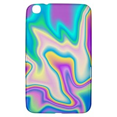 Holographic Design Samsung Galaxy Tab 3 (8 ) T3100 Hardshell Case  by tarastyle