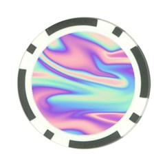 Holographic Design Poker Chip Card Guard (10 Pack)
