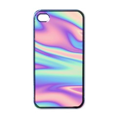 Holographic Design Apple Iphone 4 Case (black) by tarastyle