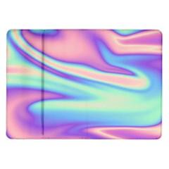 Holographic Design Samsung Galaxy Tab 10 1  P7500 Flip Case