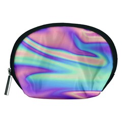 Holographic Design Accessory Pouches (medium)