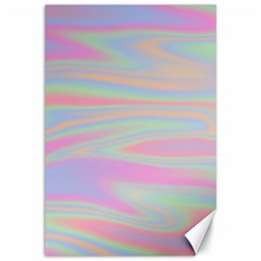 Holographic Design Canvas 12  X 18   by tarastyle