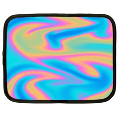 Holographic Design Netbook Case (xxl)  by tarastyle