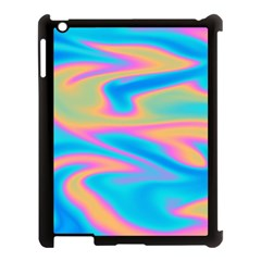 Holographic Design Apple Ipad 3/4 Case (black) by tarastyle