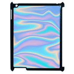 Holographic Design Apple Ipad 2 Case (black) by tarastyle