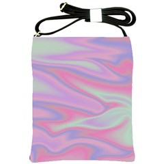 Holographic Design Shoulder Sling Bags by tarastyle