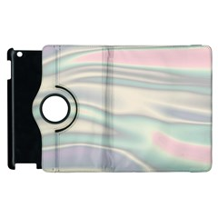Holographic Design Apple Ipad 3/4 Flip 360 Case by tarastyle