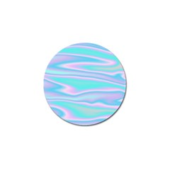 Holographic Design Golf Ball Marker (4 Pack) by tarastyle