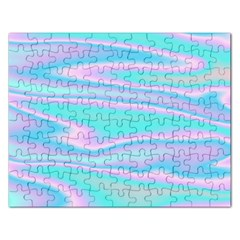 Holographic Design Rectangular Jigsaw Puzzl by tarastyle