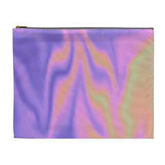 Holographic Design Cosmetic Bag (xl) by tarastyle