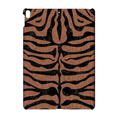 Skin2 Black Marble & Brown Denim Apple Ipad Pro 10 5   Hardshell Case by trendistuff