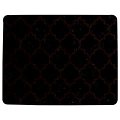 Tile1 Black Marble & Dark Brown Wood (r) Jigsaw Puzzle Photo Stand (rectangular)