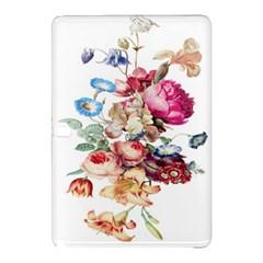 Fleur Vintage Floral Painting Samsung Galaxy Tab Pro 10 1 Hardshell Case