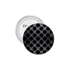 Circles2 Black Marble & Gray Brushed Metal 1 75  Buttons