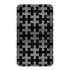 Puzzle1 Black Marble & Gray Brushed Metal Memory Card Reader