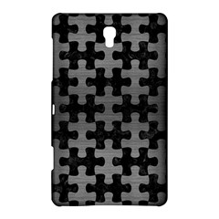 Puzzle1 Black Marble & Gray Brushed Metal Samsung Galaxy Tab S (8 4 ) Hardshell Case  by trendistuff