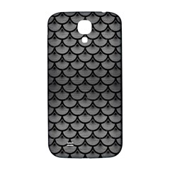 Scales3 Black Marble & Gray Brushed Metal Samsung Galaxy S4 I9500/i9505  Hardshell Back Case by trendistuff