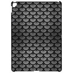 Scales3 Black Marble & Gray Brushed Metal Apple Ipad Pro 12 9   Hardshell Case by trendistuff