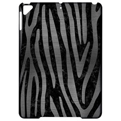 Skin4 Black Marble & Gray Brushed Metal Apple Ipad Pro 9 7   Hardshell Case by trendistuff