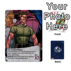 Jack Legendaryexpansion Front - HeartJ