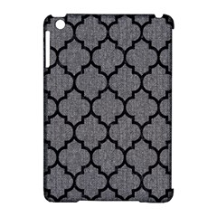 Tile1 Black Marble & Gray Denim Apple Ipad Mini Hardshell Case (compatible With Smart Cover) by trendistuff