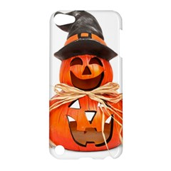 Funny Halloween Pumpkins Apple Ipod Touch 5 Hardshell Case by gothicandhalloweenstore