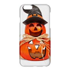 Funny Halloween Pumpkins Apple Iphone 6 Plus/6s Plus Hardshell Case by gothicandhalloweenstore