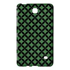Circles3 Black Marble & Green Denim Samsung Galaxy Tab 4 (8 ) Hardshell Case  by trendistuff
