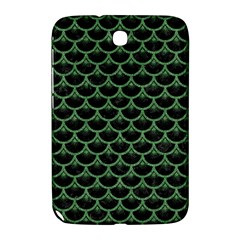 Scales3 Black Marble & Green Denim (r) Samsung Galaxy Note 8 0 N5100 Hardshell Case  by trendistuff