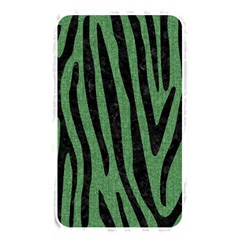 Skin4 Black Marble & Green Denim (r) Memory Card Reader by trendistuff