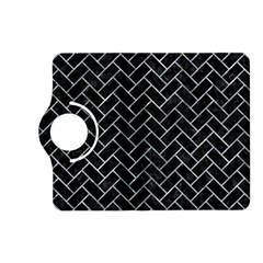 Brick2 Black Marble & Ice Crystals (r) Kindle Fire Hd (2013) Flip 360 Case by trendistuff